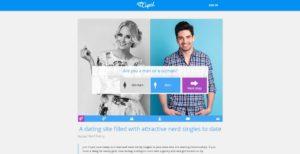Cupid.com Screen