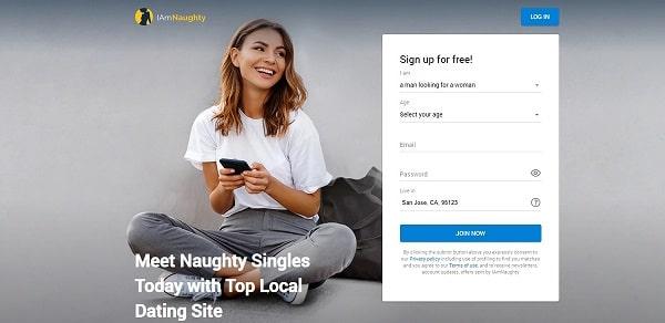 IAmNaughty.com for nerds