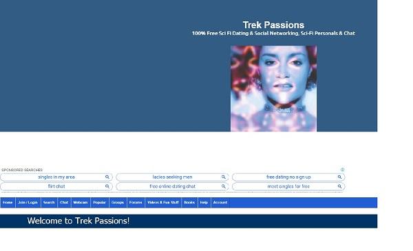 TrekPassions.com small image