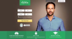 EliteSingles sign up