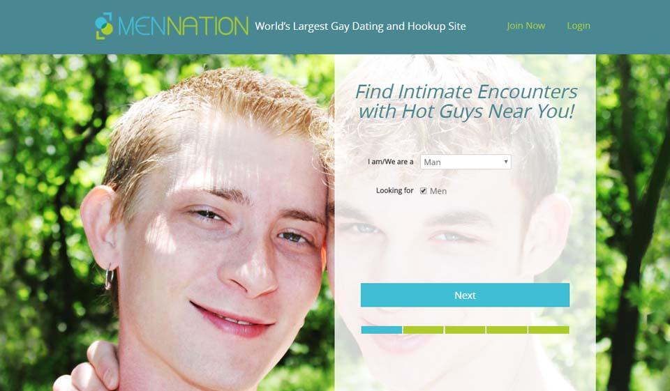 MenNation main page