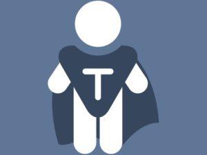 Teenber chat logo