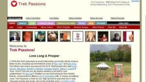 Trekpassions.com members