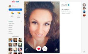 hot or not profile quality