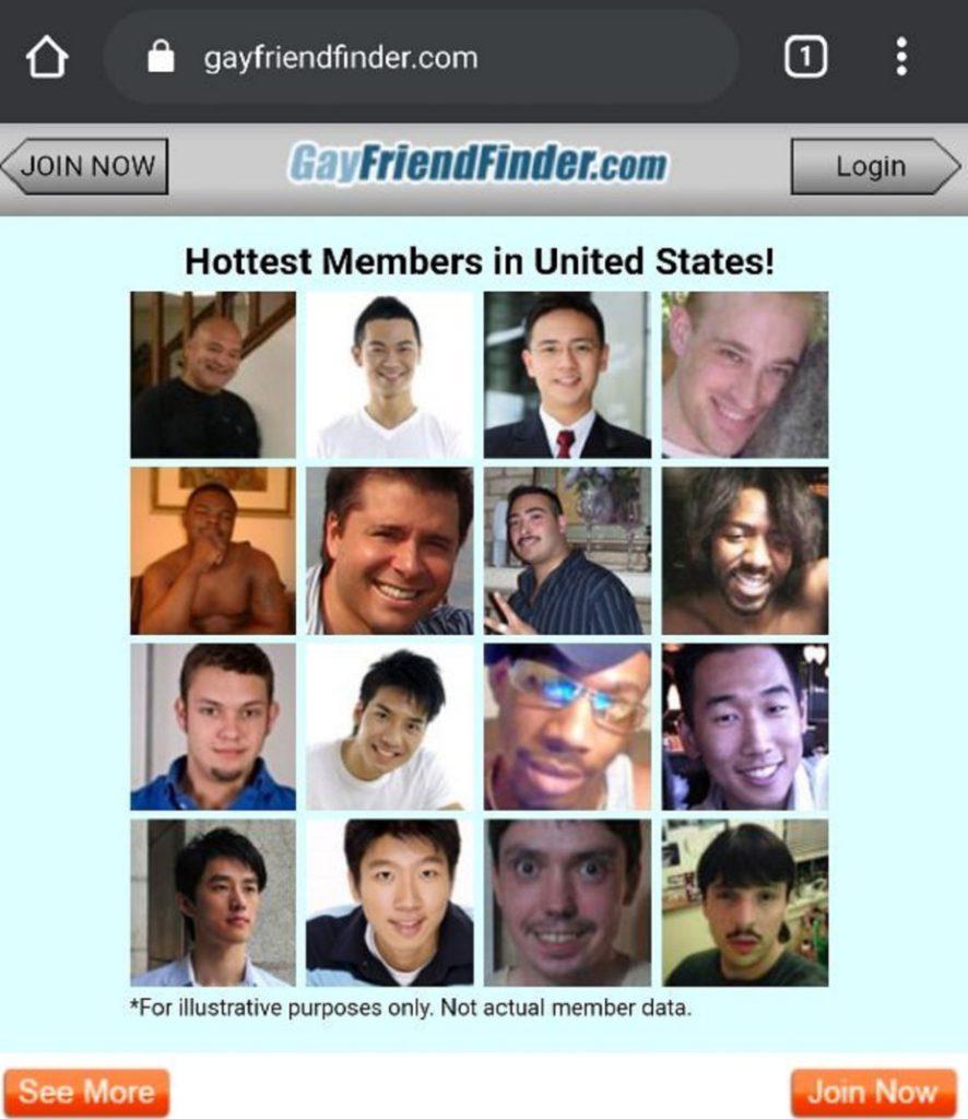 Membership gayfriendfinder